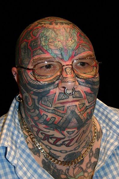 Blaznive tetovani