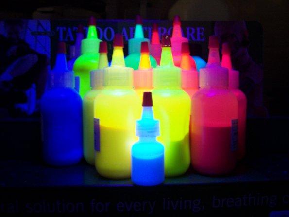 UV inkoust