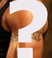 Hádej komu patří tetování