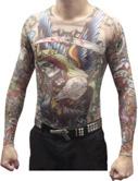 Tričko s motivem tetování