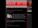Rouče Tattoo