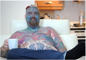 Matthew Whelan tattoo