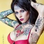 Michelle Bombshell McGee 4