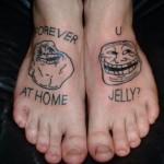 meme tattoo 6