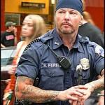 Tetování u policie