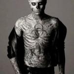 rick genest tetovani 1
