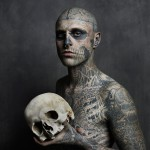 rick genest tetovani 7