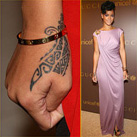 rihanna-tribal-tattoo