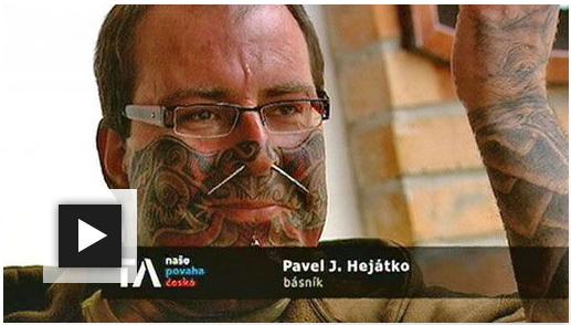 Dokument o tetování ONLINE